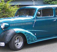Antique Car-7 by art2plunder
