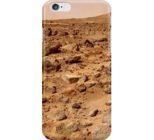 Panorama of the Pathfinder Landing Site iPhone Case/Skin
