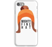Firefly: Mighty Fine Hat iPhone Case/Skin