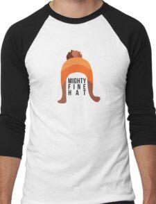 Firefly: Mighty Fine Hat Men's Baseball ¾ T-Shirt