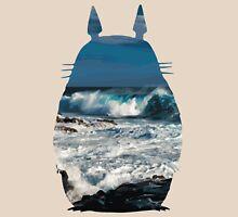 Totoro Ocean Side Unisex T-Shirt