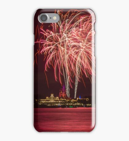 Wishes Fireworks from the Transportation and Ticket Center iPhone Case/Skin