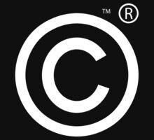 Copyright Symbol by bagraphix