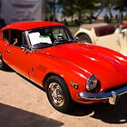 Triumph GT6 - 1970 by Paul Gilbert
