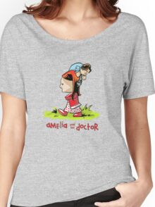 Amelia and the Doctor Women's Relaxed Fit T-Shirt