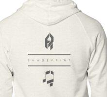 Shadeprint | Signature Zipped Hoodie