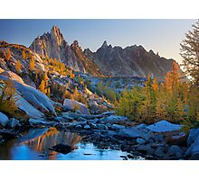 Prussik Fall Color Photographic Print