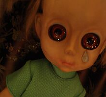 Creepiest Doll Ever by Chelsy Rose