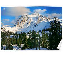 Shuksan Winter Poster