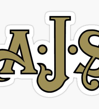 AJS Motorcycles Sticker