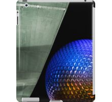 Night at Epcot - Spaceship Earth iPad Case/Skin