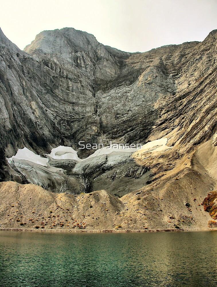 Frozen Lake by Sean Jansen