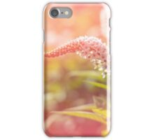 On bended stem iPhone Case/Skin
