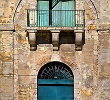 Old Valletta Warehouse by William Attard McCarthy