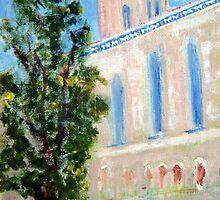 UWA: Winthrop Hall by micheline