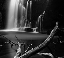 McKenzie Falls in the Grampians by Mark Kuchel