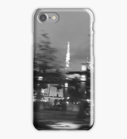 Life Moves Fast iPhone Case/Skin