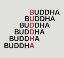 Buddha Stack by buddhabubba