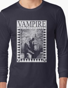 Retro: Vampire: The Masquerade 2 Long Sleeve T-Shirt