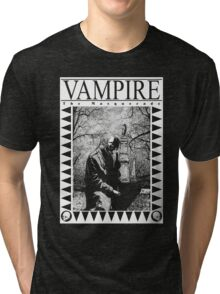 Retro: Vampire: The Masquerade 2 Tri-blend T-Shirt