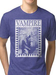 Retro: Vampire: The Masquerade 2 Tri-blend T-Shirt