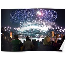 Sydney New Years Eve 2010 Poster