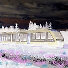 Ghost Train by ©The Creative  Minds