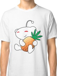 Reddit Alien with a Pineapple Classic T-Shirt
