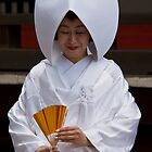 Kyoto bride by Bill  Russo
