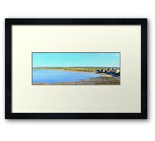 Lahinch Beach and Liscannor Bay on a Summer's Morning Framed Print