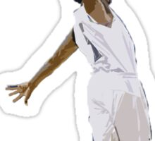 Basketball Jump Sticker