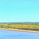 Lahinch Beach and Liscannor Bay - Golf Links View by Honor Kyne