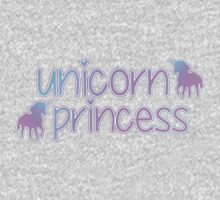 Unicorn Princess Ver. 1 One Piece - Short Sleeve