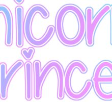 Unicorn Princess Ver. 1 Sticker
