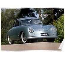 Porsche 356 .... Poster