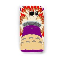 Native Totoro Samsung Galaxy Case/Skin