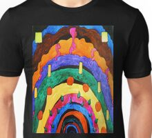 The Tunnel of Perception and Knowledge Unisex T-Shirt
