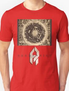Hollow Earth Space. T-Shirt