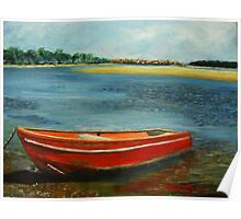The Red Boat, Nambucca Poster