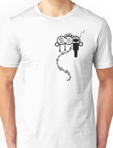Time ~ Motion ~ Music T-Shirt