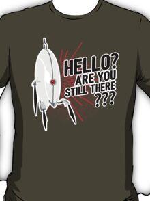 Friendly Turret - Portal T-Shirt