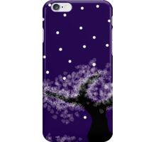 Violet in the dark iPhone Case/Skin