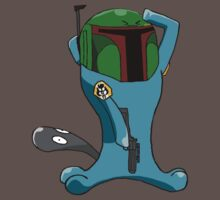 Woba Fett by CaptainBianco