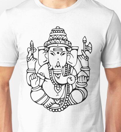 Ganesha 2 Unisex T-Shirt