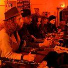 The Benka Boradovsky Bordello Band, 07  by Elsa Thorp