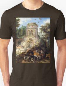 an incredible Egypt landscape T-Shirt