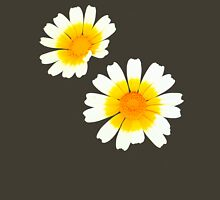 Flower Power - Daisies Womens Fitted T-Shirt