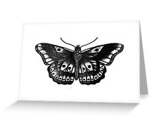 Harry Styles Butterfly Tattoo Greeting Card