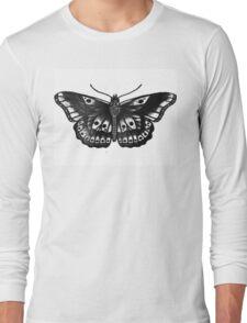 Harry Styles Butterfly Tattoo Long Sleeve T-Shirt