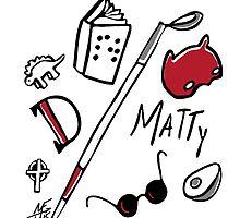 Matty  by mjfitz